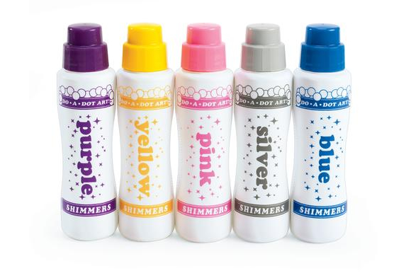 Do-A-Dot Art!™ Shimmer Markers - Set of 5