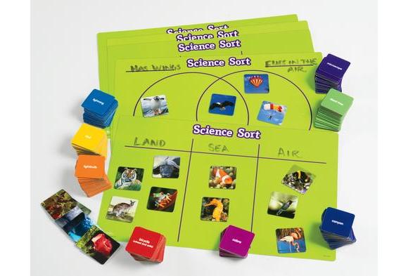 Science Sort Activity Set