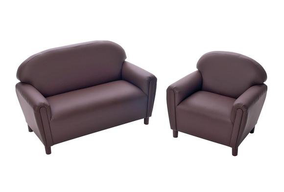 Brand New World School Age Enviro-Child Upholstery Sofa