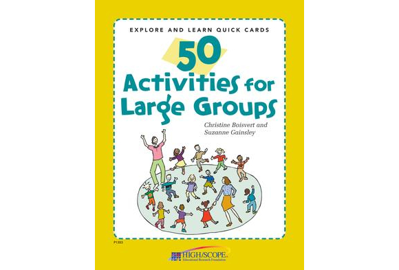 50 Activities for Large Groups