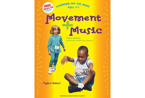 Movement Plus Music: Activities for Children Ages 3 to 7, 3rd Ed.
