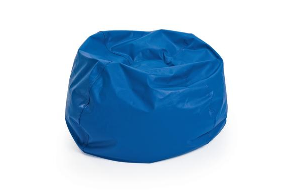Blue Deluxe Beanbag - 26