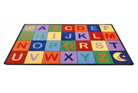 Alphabet Rug Discount School Supply
