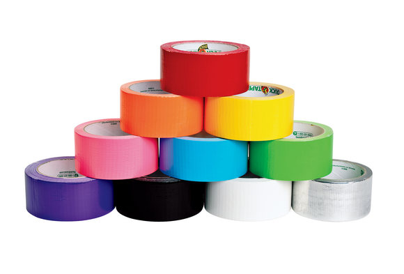 Duck Tape® - Set of 10 Solid Colors