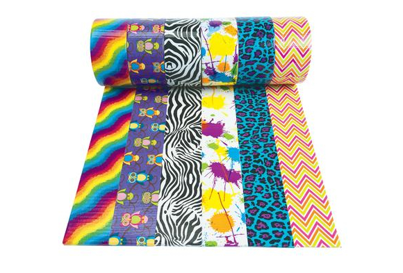 Duck Tape® - Set of 16 Solid and Patterned Colors