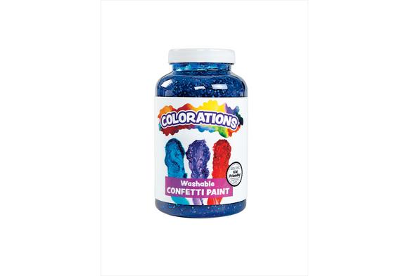 Colorations® Confetti Paint - Blue