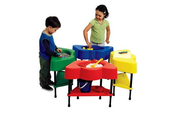 Angeles® Activity Sand Tables - Set of 4
