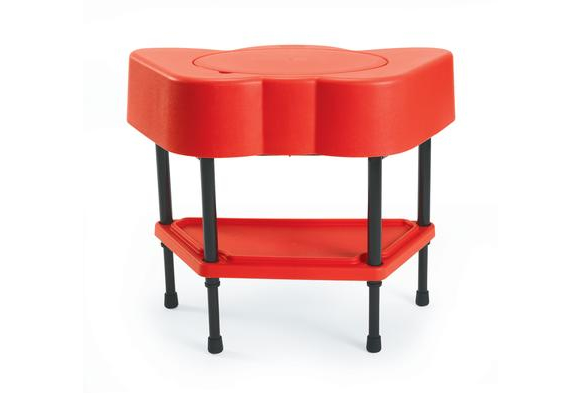 Angeles® Activity Sand Table - Red