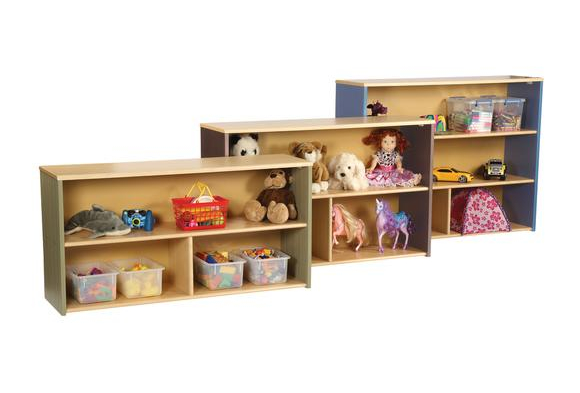 Natural Elements Open Shelf Storage - Jumbo