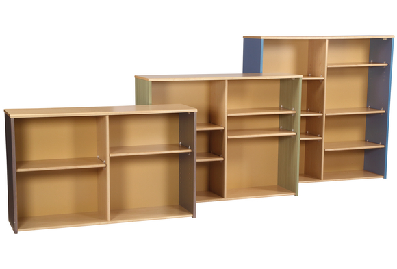 Natural Elements Shelf Storage - Preschool