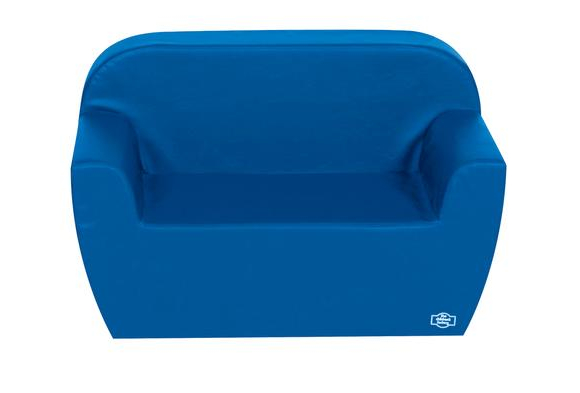 Primary Preschool Club Sofa - Blue