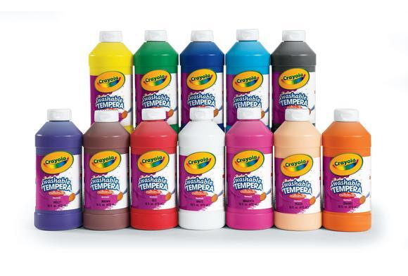 Crayola® Artista II® Tempera Paint - Orange
