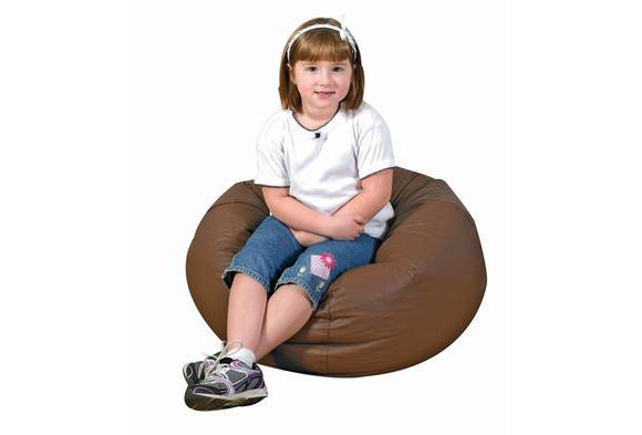 Cozy Woodland Beanbag - 35 Walnut