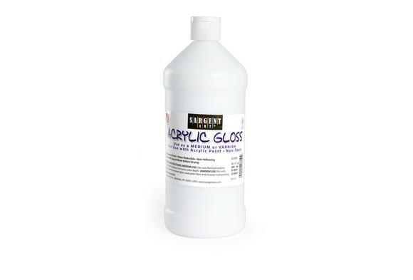 Acrylic Gloss Varnish - 32 oz.