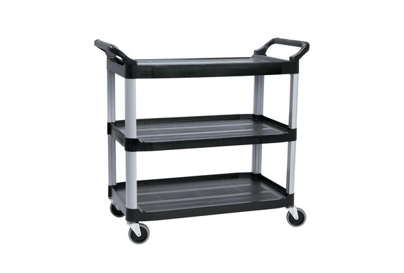 Rubbermaid® X-tra 3-Shelf Cart