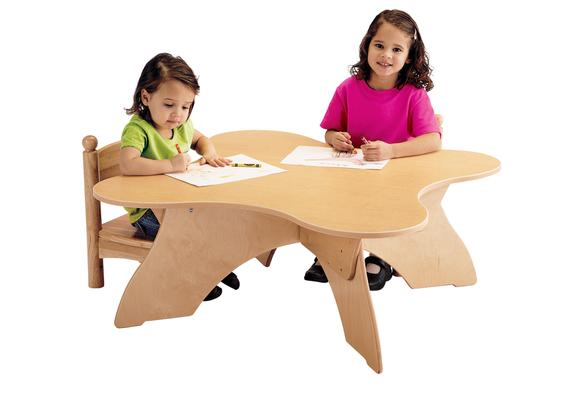 Blossom Table   Adjustable Height