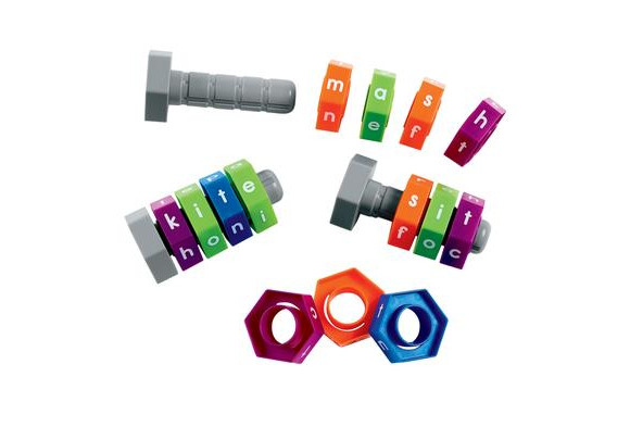 Word Construction Activity Set