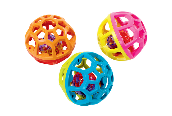 Bounce 'n' Roll Balls - Set of 3