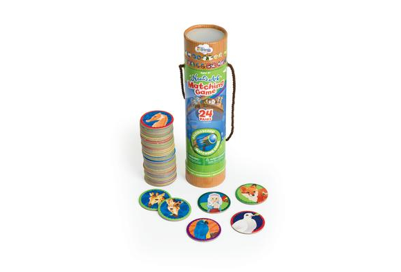 Noah's Ark Matching Game with Kaleidoscope