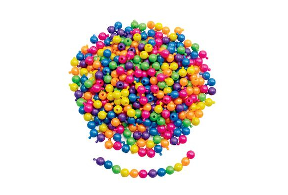 Pop Beads - 1/2 lb.