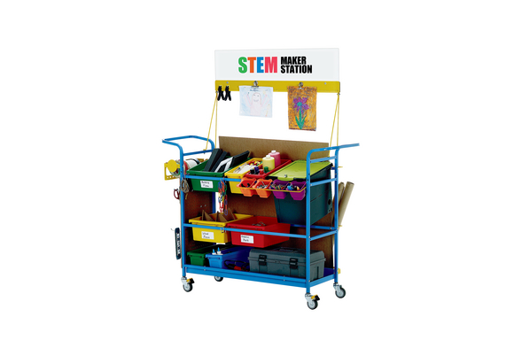 STEM Maker Station & Cart