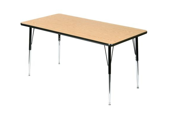 48 Inch Rectangle Table Discount School Supply