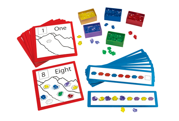 Excellerations® Mining for Math Activity Set