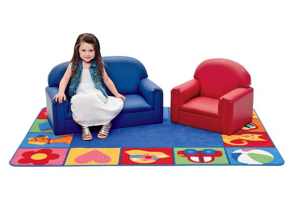 Enviro-Child Toddler Sofa & Chair Set