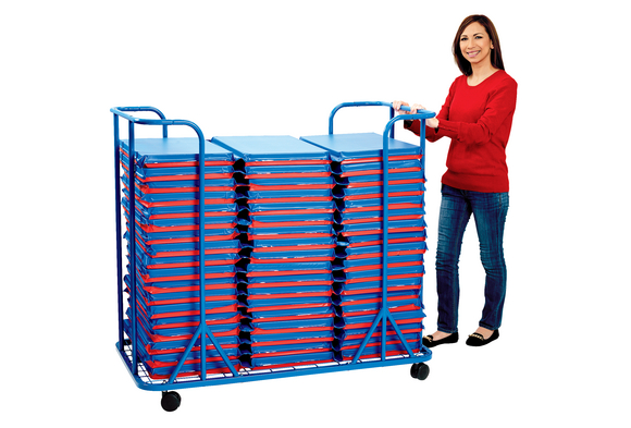 Angeles® Universal Rest Mat Cart