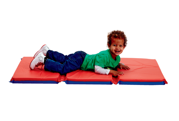 a vinyl nylon infused cots daycare rest purpose play mat comfort with construction clean increased p nap provides soft folding quality