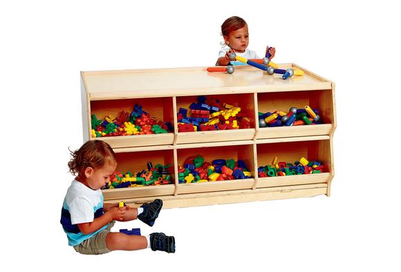 MyPerfectClassroom® Toddler Manipulative Storage