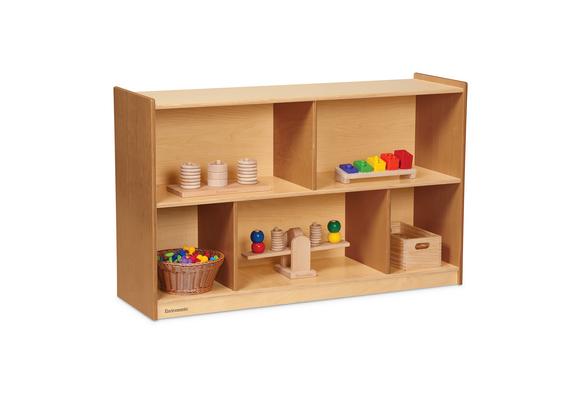 Birch wood storage discount school supply