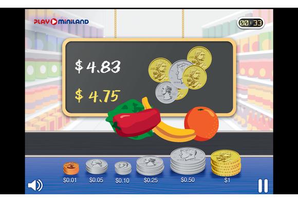 Interactive Money Activities