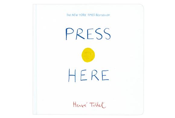 Press Here Interactive Book