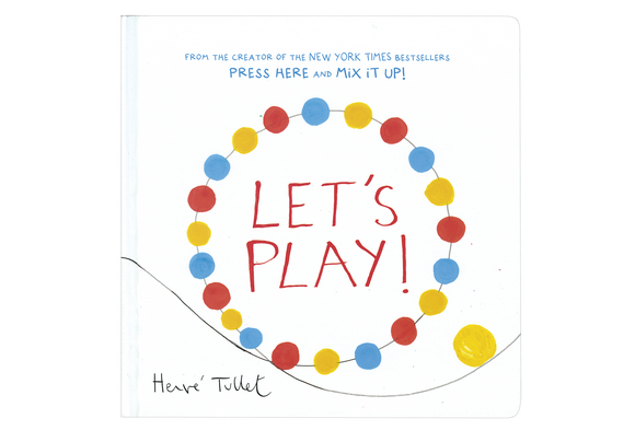 Let's Play! Interactive Book