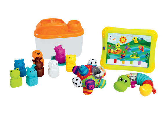Busy Baby Activity Kit 4 Pieces