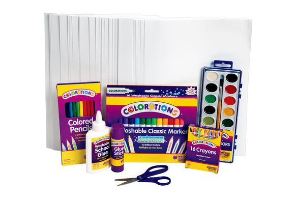 Colorations® Art Basics Kit
