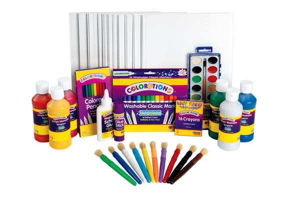 Colorations® Paint Exploration Kit