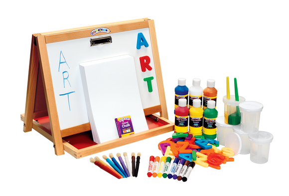 Colorations® 4-in-1 Easel Art Kit