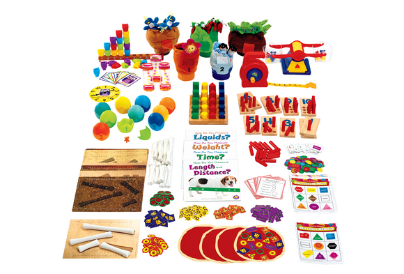 ECERS Subscale Activities. Item #26 Math & Numbers
