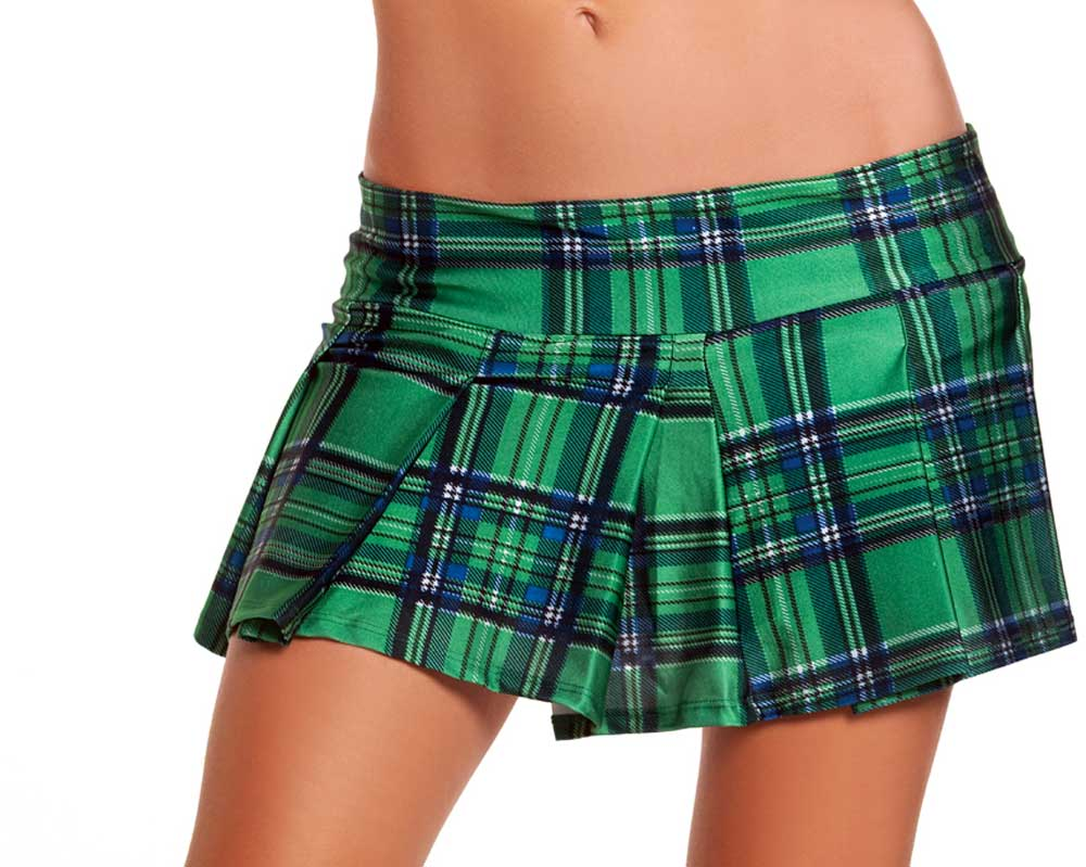 A sexy school girl is the ultimate fantasy, and with the selection from 3 Wishes, you can make sure it comes true! From a sassy plaid skirt to sultry knee socks, .
