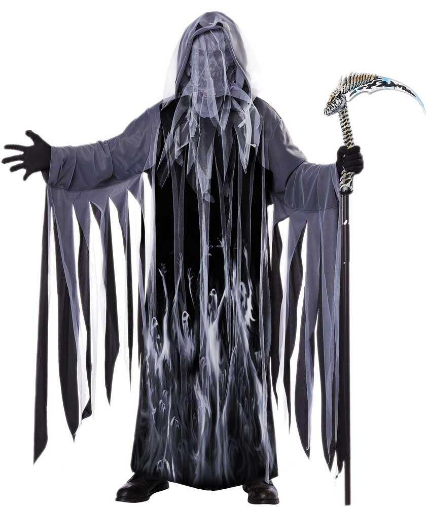 soul taker faceless grim reaper death god halloween - Halloween Costume Death