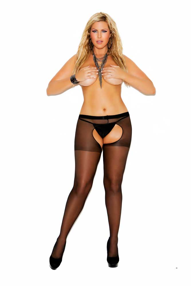 Sheer Pantyhose Classic And 18
