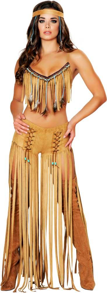 sexy cherokee hottie native american indian babe halloween - Halloween Native American