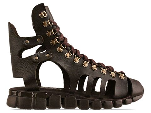 Adidas Jeremy Scott Sandals