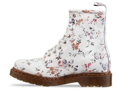 Dr martens 8 eye boot floral in white wild flower at solestruck martens 8 eye boot floral in white wild flower at solestruck on the hunt mightylinksfo