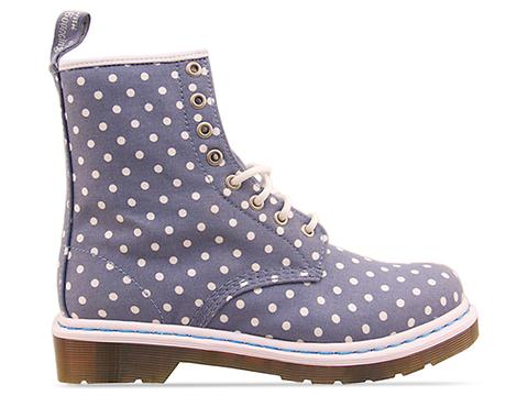 Dr.-Martens-shoes-Castel-(Light-Blue-Polka-Dot-Canvas)