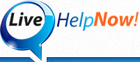 Help desk software by LiveHelpNow, Live demo