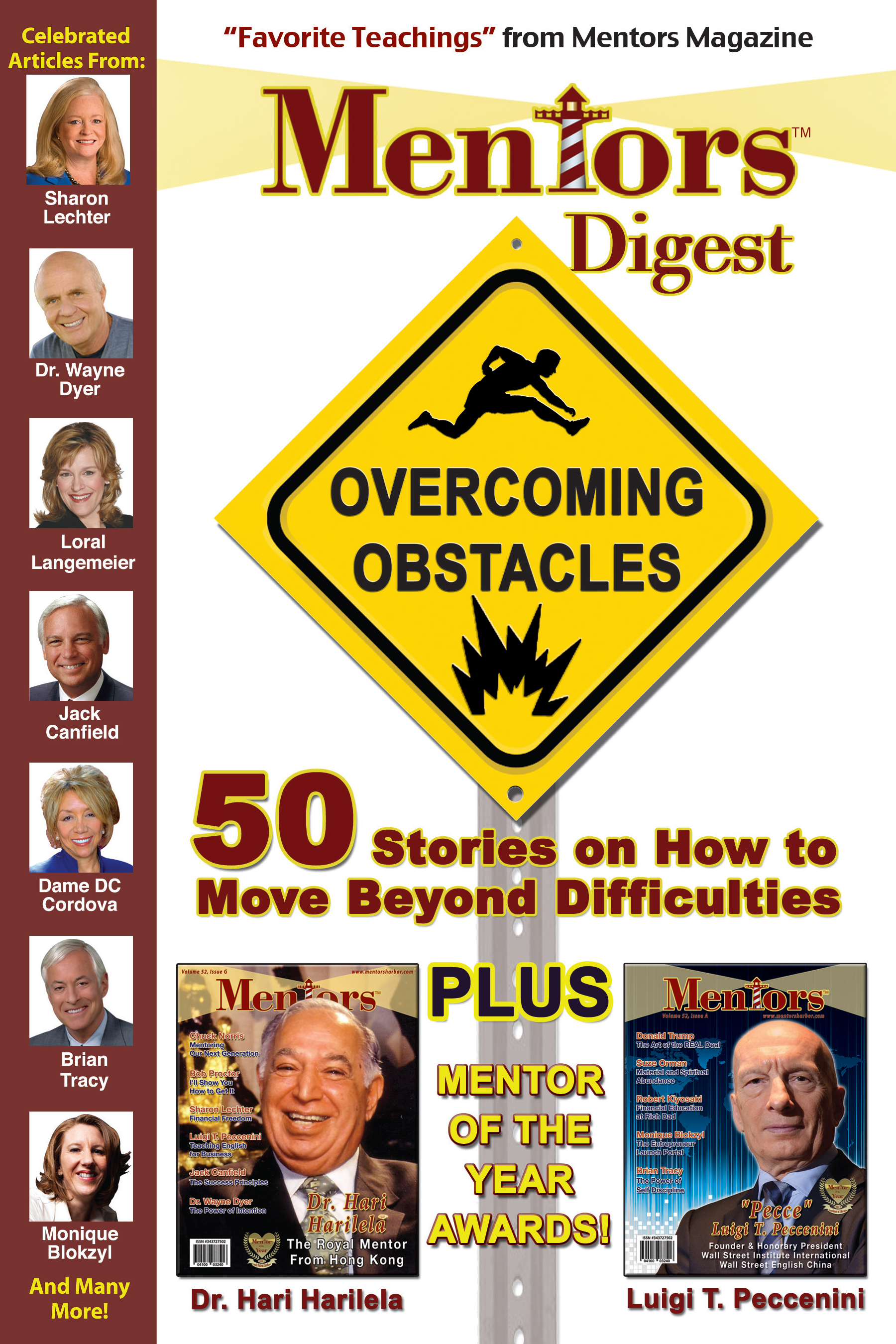 Mentors Digest – 50 Stories on How to Move Beyond Difficulties