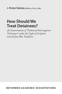 How Should We Treat Detainees?